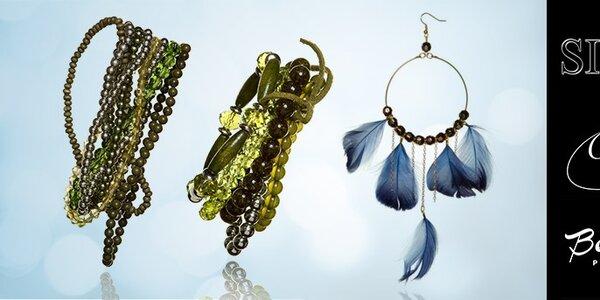Šperky Beau M, Brillant'in a Sinobi
