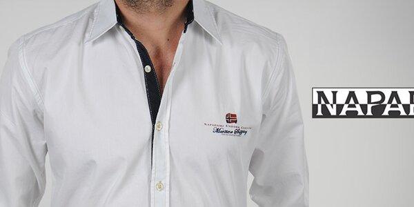 Pánské košile Napapijri
