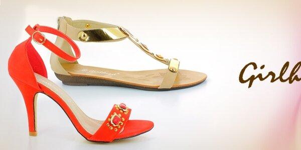Dámské boty Girlhood