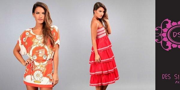 Dámské oblečení Des Si Belles