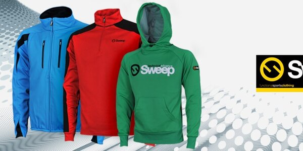 Pánské sportovní oblečení Sweep