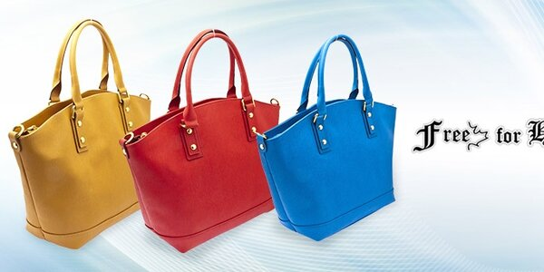 Dámské kožené kabelky Free for Humanity
