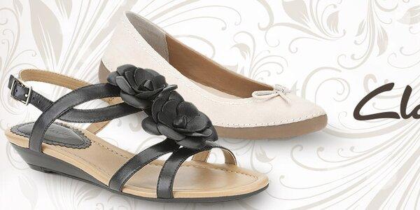 Dámské boty Clarks