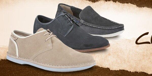 Pánské boty Clarks