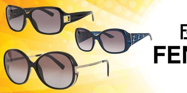 Dámské sluneční brýle Fendi