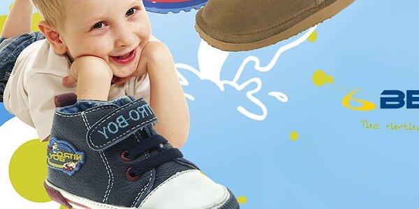 Dětské boty Beppi