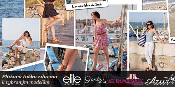 Módní sandály a baleríny Les Tropeziennes, Elite, Gardini, Azur, Derhy