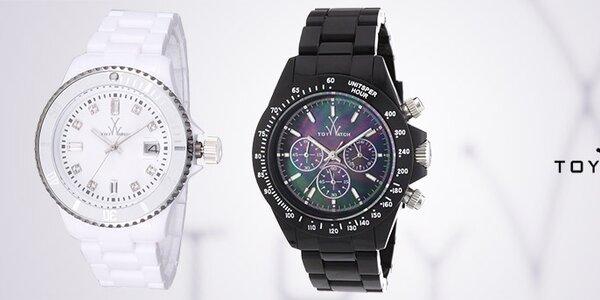 Toy Watch - hravý design a neonové barvy