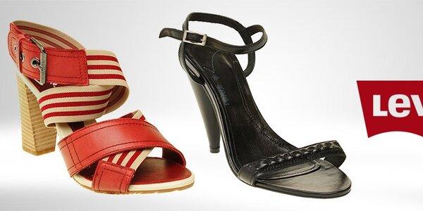 Dámské boty Levi's
