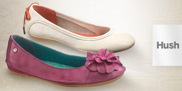 Dámské boty Hush Puppies - uvolněná elegance