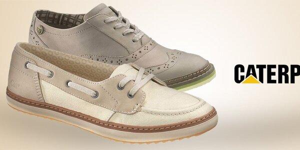 Dámské boty Caterpillar - pracují stejně tvrdě jako vy