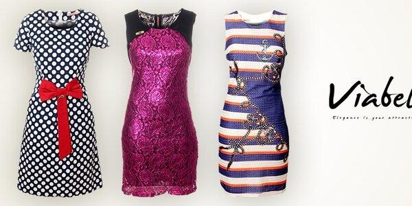 Dámské šaty Via Belluci