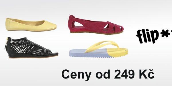 Dámské boty Flip Flop