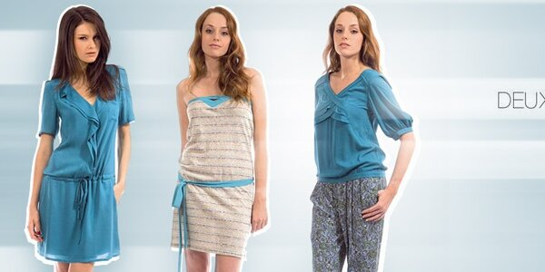 Dámské oblečení 2two - léto v Paříži