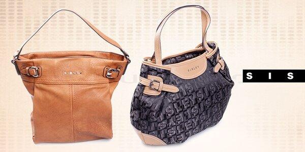 Sisley - kabelky s nápadem