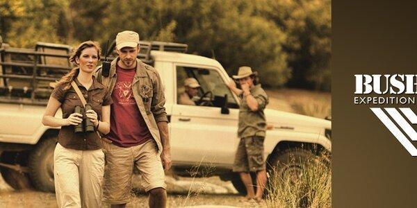 Dámské oblečení Bushman