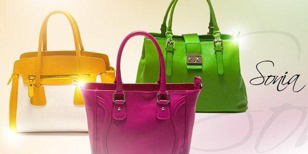 Elegantní kabelky Sonia Ricci