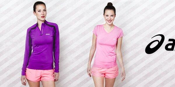 Dámské sportovní oblečení Asics