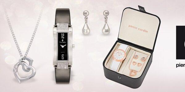 Hodinky a šperky Pierre Cardin