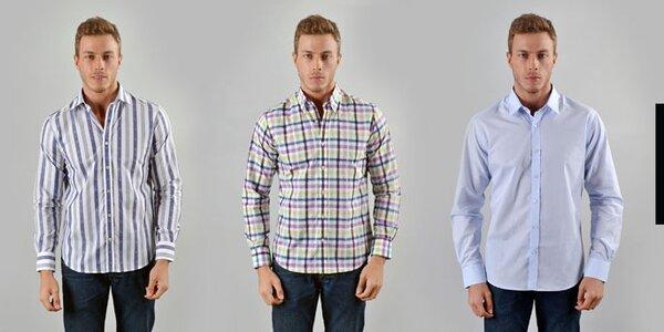 Elegantní pánské košile Marcel Massimo