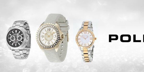 Luxusní hodinky Police
