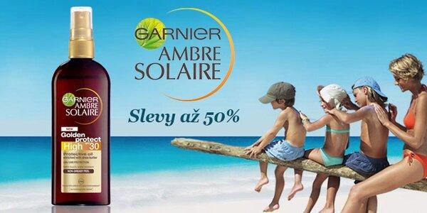 Opalovací kosmetika Garnier Ambre Solaire