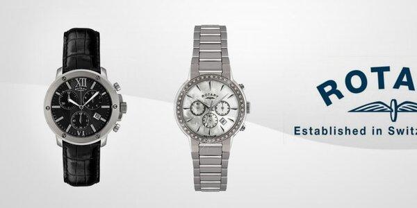 Luxusní hodinky Rotary