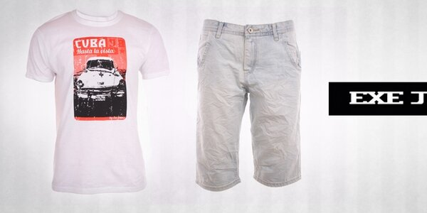 Pánské oblečení Exe Jeans