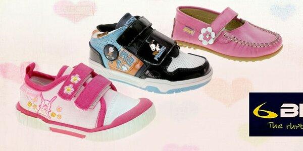 Pohodlné dětské boty Beppi