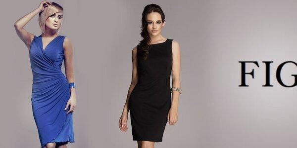 Elegantní dámské šaty Figl