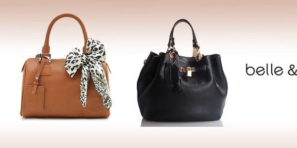 Luxusní kožené kabelky Belle & Bloom