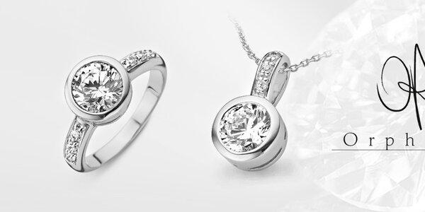 Luxusní šperky a hodinky Orphelia