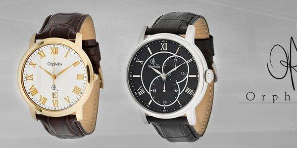 Luxusní pánské hodinky Orphelia