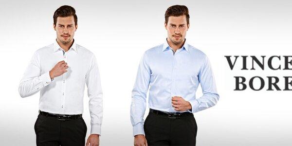 Pánské business oblečení Vincenzo Boretti