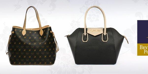 Luxusní kabelky s příběhem Beverly Hills Polo Club
