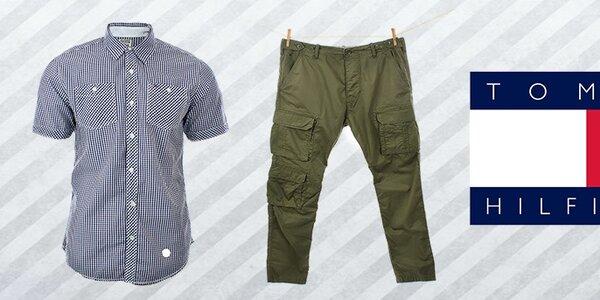 Pánské oblečení Tommy Hilfiger - stylová klasika