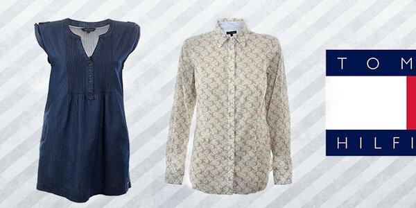 Dámské oblečení Tommy Hilfiger - stylová klasika