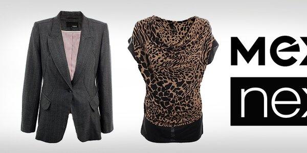 Dámské módní kousky Next a Mexx