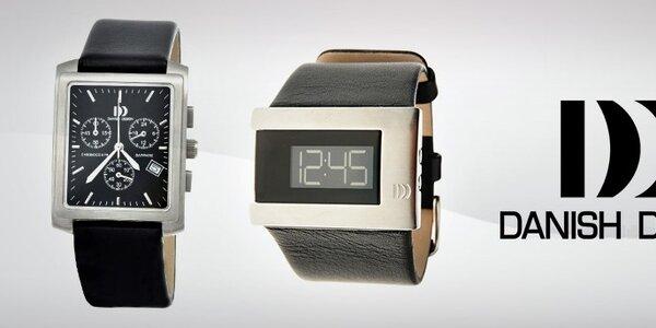 Zastavte čas s elegantními hodinkami Danish Design
