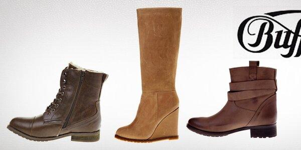 Život je kovbojka - dámské boty Buffalo