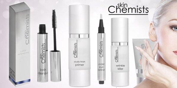 Pečujte o sebe s pleťovou kosmetikou značky Skinchemists