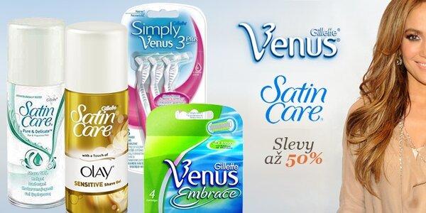 Gillette Venus - objevte v sobě bohyni