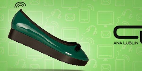 Barvy podzimu - dámské boty Ana Lublin