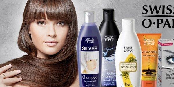 Dopřejte si exkluzivní vlasovou péči značky SWISS O.PAR