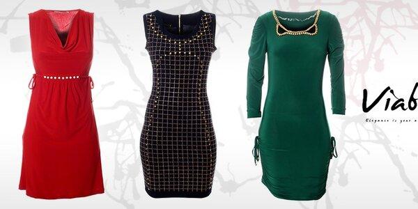 Let´s party - dámské oblečení Via Bellucci