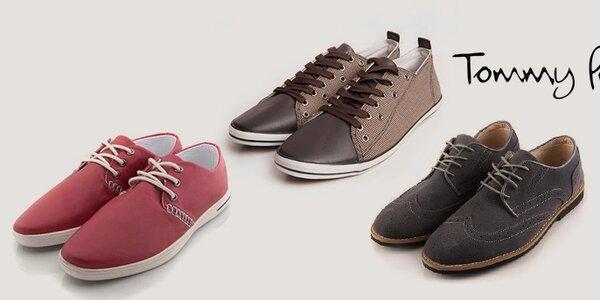 Originální pánské boty Tommy Petersen