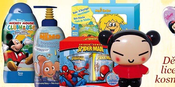 Výprodej dětské licenční kosmetiky