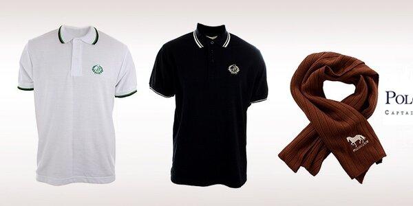 Pánská ležérní trička a doplňky Polo Club