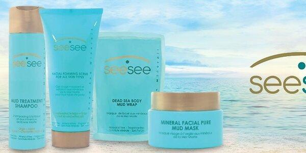SeeSee - kosmetická péče z minerálů z Mrtvého moře