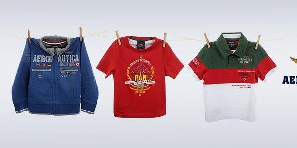 Dětské oblečení Aeronautica Militare